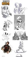 digitalsketchdump by AngusMcLeod