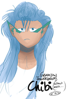 Bleach: Grimmjow Jaegerjaques Doodle by Louveone
