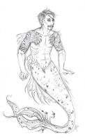 Merman Majima -Yakuza- by DontTrust