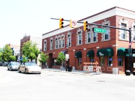 Downtown  Northville 2 by peacetracati