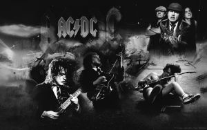 AcDc Wallpaper by SteStyle4
