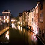 A night in Utrecht city by WouterPera