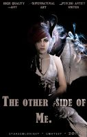 The other side of me - Poster by StarsColdNight