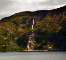 Sailing the fjords to Skjolden 33 by abelamario