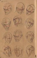 Head angles by alch3mist-design