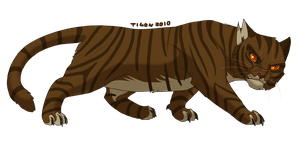 Tigerstar by tigon