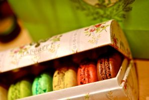 Macarons by Moza-Almazrooei