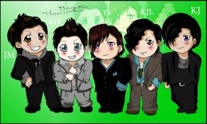 ss501 is 5 forever by rose123321123