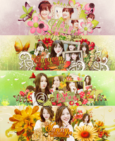 20131215. Cover Zing Pack - SWEET DECEMBER... by LonaSNSD