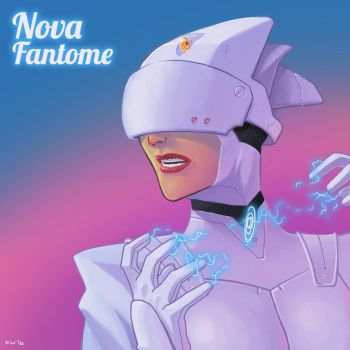 AFTERMATH: Nova Fantome - Original Character by Daystorm