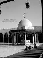 Amr Ibn El 'As Mosque by NourhanB