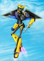 Flight of the Bumblebee by RaspberryBananaCreme