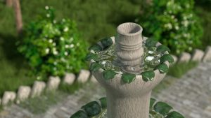 Fountain - 3 by aad345