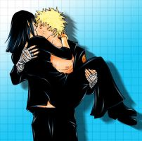 home-come NaruHina by nami86 by tenkenshinigami