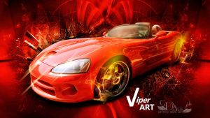 Viper-ART-Wallpaper by greenfeed