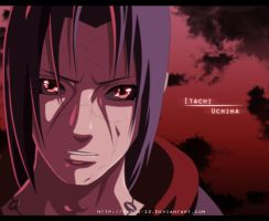 Itachi uchiha re-colored by Akira-12