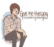 therapy by monochromeh