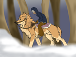 .: A long Journey :. by Dunkin-Prime