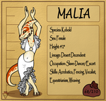 Malia Ref by TheWolvenEstates