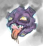 Realistic Koffing by Catcarcass