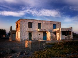 the island house by VaggelisFragiadakis