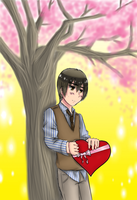 Happy Valentine's Day by APHnation-Nihon