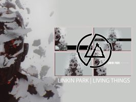 Linkin Park - Living Things by DesignsByTopher