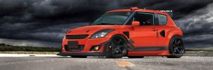 Suzuki Swift by samvesters
