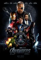 """""""The Avengers"""" Poster 2 by themadbutcher"""
