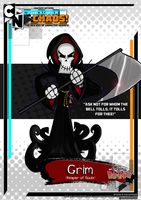 Cartoon Network: The Grim Reaper by NewEraOutlaw