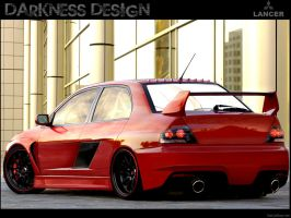 Mitsubishi Lancer by DarknessDesign