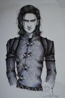 Guy of Gisborne by omarlove