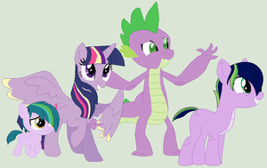 Spilight Family by Breaking-Cloud-Nine