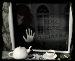 You are haunted by Melissa-light