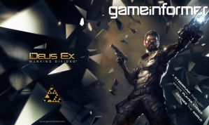 Deus Ex: Mankind Divided Reveal by Benef