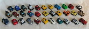 MINICAR MADNESS! by F-for-feasant-design