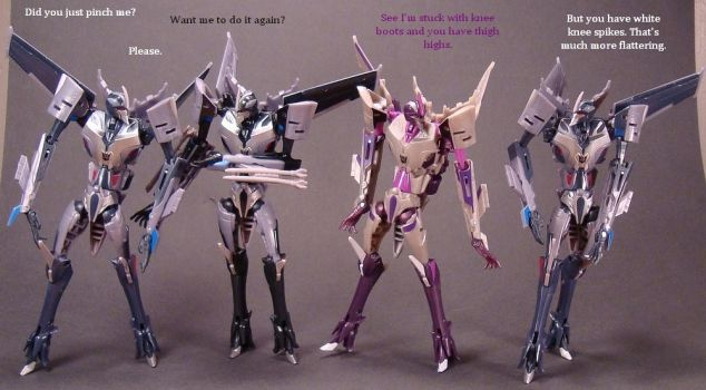 Transformers Prime - Flock of Seekers by ThunderCougar