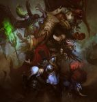 Blizzcon 2011 Fan Art by fluxen