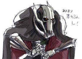 General Grievous 2 by piyo119