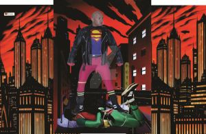 Robin Defeated by eriksuperboy
