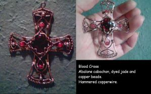 Blood Cross by Carmabal