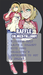 [Raffle] Colored Fullbody [Closed] by Demetis