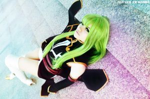 Code Geass - C.C. 4 by MihoNightmare