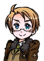 America: Alfred F. Jones [Hetalia] by LGarma