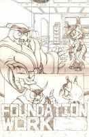 Foundation Work Page 1 by EvanStanley