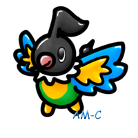Chatot by Anocra
