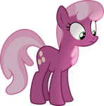Cheerilee looking at light by Yetioner