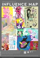 Influence Map by PRISMPIXELS