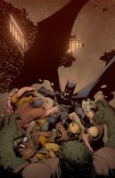 Batman #1 Cover by AlonsoEspinoza