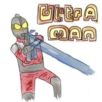 ULTRAMAN by MANeatingCLOTHES